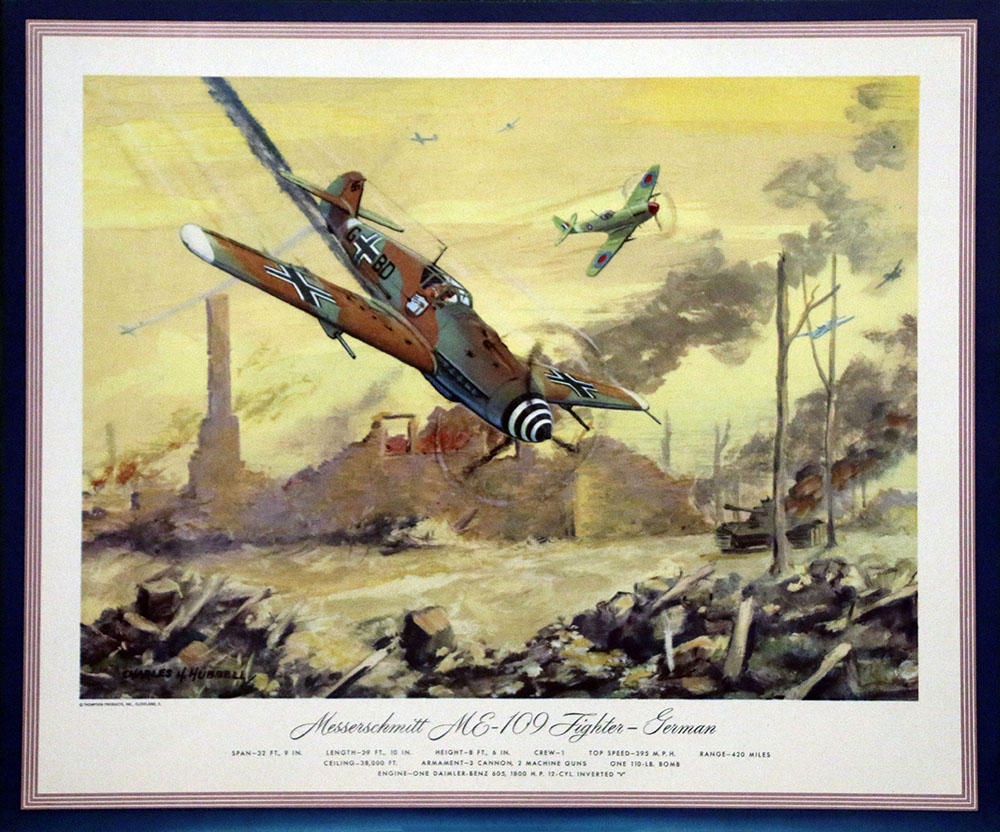 1948 – WWII Enemy Fighters