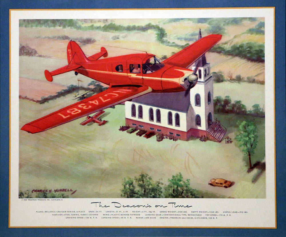 1949 – Private Air Craft