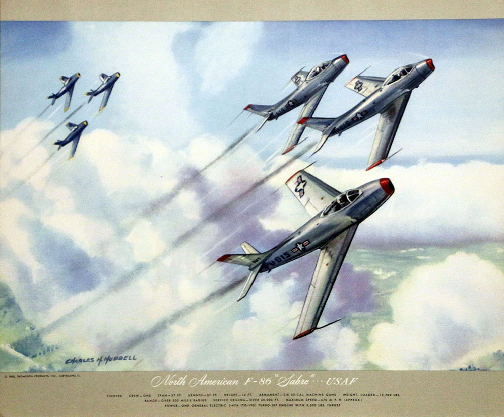 1950 – Early Fighters