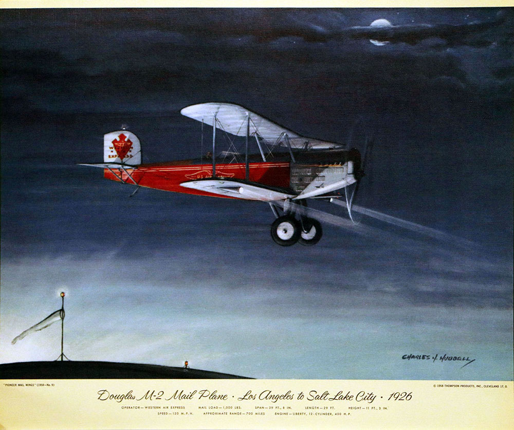 Charles Hubbell Aviation Prints