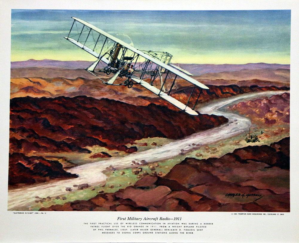 1961 – Electronics in Flight