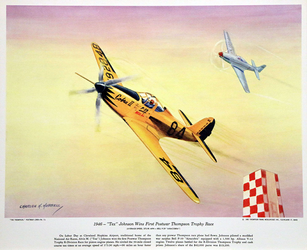 1963 – The Thompson, Postwar