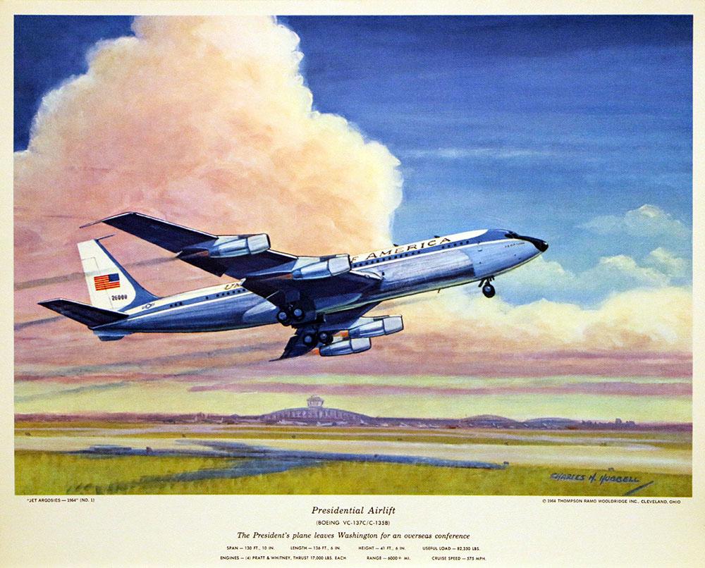 1964 – Jet Argosies